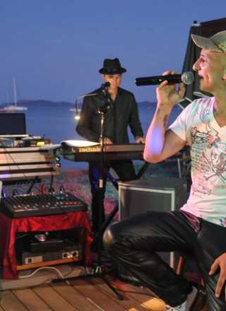 Concerts, themed evenings hyères